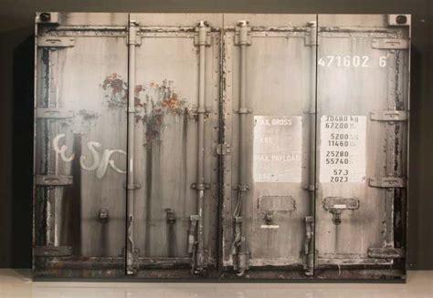 Möbel De Kleiderschrank by Kleiderschrank Schlafzimmerschrank Container Optik
