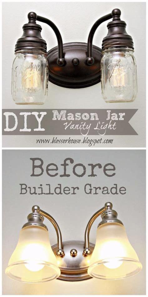 diy mason jar lighting ideas  brighten  world
