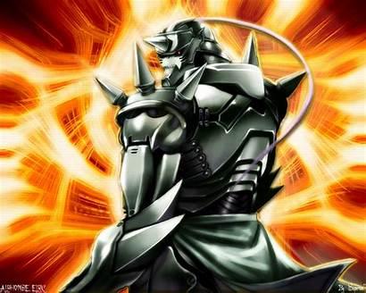 Alphonse Elric Alchemist Fullmetal Metal Edward Anime