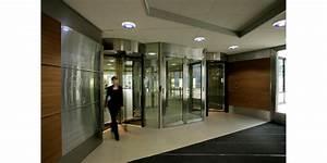 Besam Porte Automatique : portes tournantes contr le d 39 acc s assa abloy assa ~ Premium-room.com Idées de Décoration