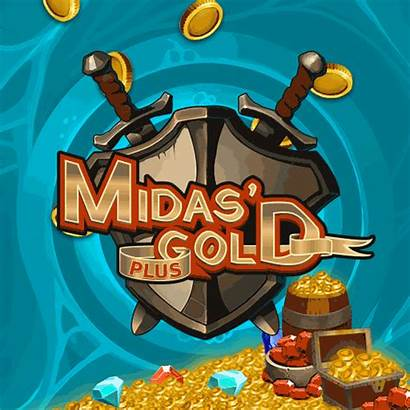 Midas Gold Plus Touch Turn Everything Games