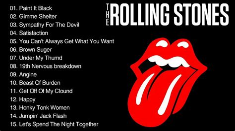 Rolling Stones Best Of The Rolling Stones Greatest Hits Album Best Songs
