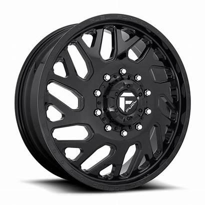 Dually Wheels Fuel Rims