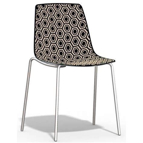 chaise en plexi chaise de cuisine empilable en plexiglas alhambra