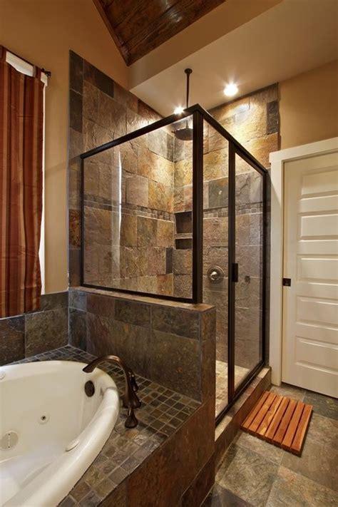 Slate Bathroom Ideas by 25 Best Ideas About Slate Bathroom On Shower