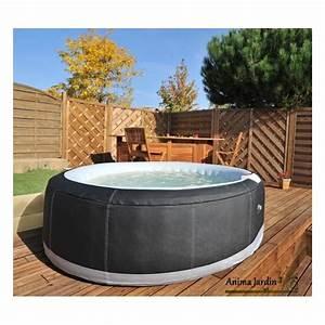 Spa En Bois Pas Cher : spa gonflable 6 places egt sunbay jacuzzi achat vente ~ Premium-room.com Idées de Décoration