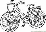 Bicycle Coloring Bike Pages Printable Bikes Safety Sheets Riding Drawing Colouring Transport Coloringpages101 Adult Motorcycle Bmx Printables Fahrrad Mandalas Craft sketch template