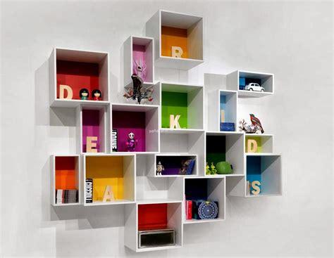 tips rak  lemari gantung  dinding nota furniture