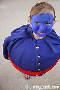 The gallery for --> Violet Beauregarde Inflation Costume