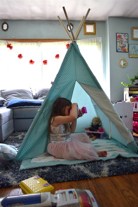 easiest kids play tent  cuddles chaos