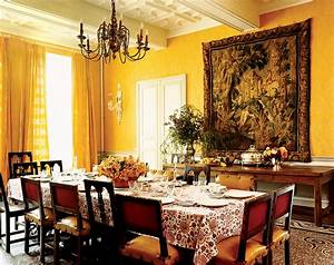 The, Most, Beautiful, Dining, Rooms, In, Vogue