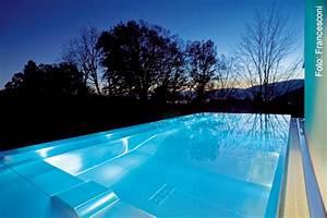 Schwimmbad Zu Hause De : stahl in seiner edelsten form im schwimmbecken schwimmbad zu ~ Markanthonyermac.com Haus und Dekorationen