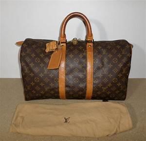 Louis Vuitton Malletier - Keepall 45 Travel Bag - Catawiki f572273b0d0dd