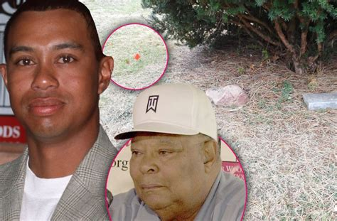 Forgotten By Tiger? Woods' Dad Buried In Unmarked Grave ...
