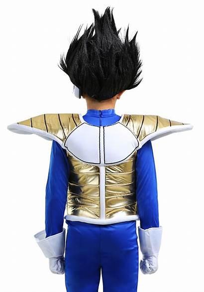 Saiyan Armor Dragon Ball Child Accessory Halloweencostumes