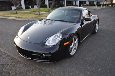 Purchase used 2007 PORSCHE CAYMAN S CLEAN CARFAX ...