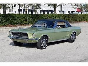 1968 Ford Mustang for Sale on ClassicCars.com