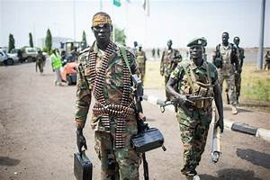 South Sudan May Be Allowing Fighters To Commit Rape As Form Of Payment