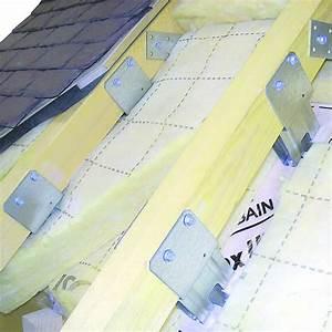 Fixation Pour Isolant : fixation pour isolation de toiture par l 39 ext rieur ~ Edinachiropracticcenter.com Idées de Décoration