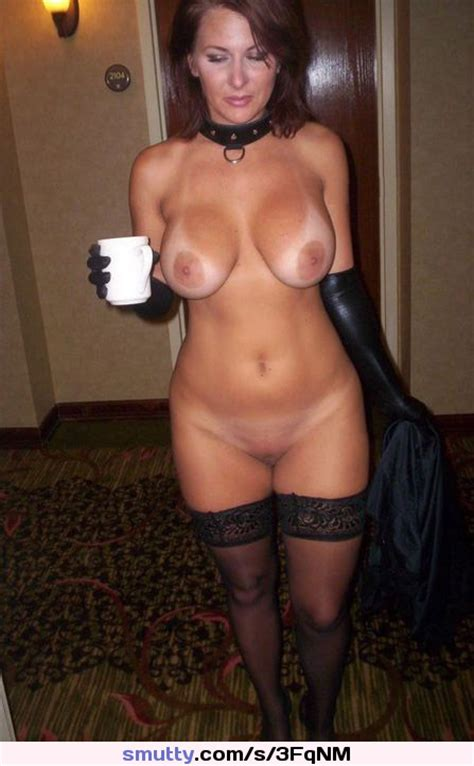 Love The Gloves Hotwife Sexy Stockings Milf Mature Amateur