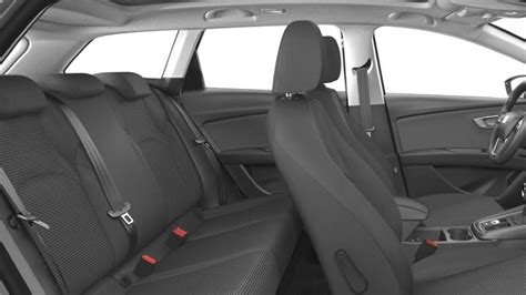 dimensions seat st 2017 coffre et int 233 rieur