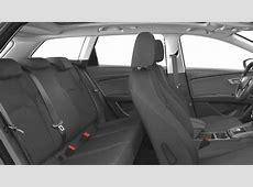 Seat Leon ST 2017 Abmessungen, Kofferraumvolumen und Innenraum