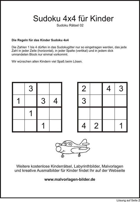 Hier findet ihr eine vielzahl von themen zu unseren gutscheinen, die ihr kostenlos erstellen und ausdrucken nein, du musst dich nicht anmelden. Kinder Sudoku zum Ausdrucken