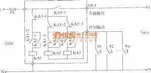 Multi-control Switch Circuit Diagram 4