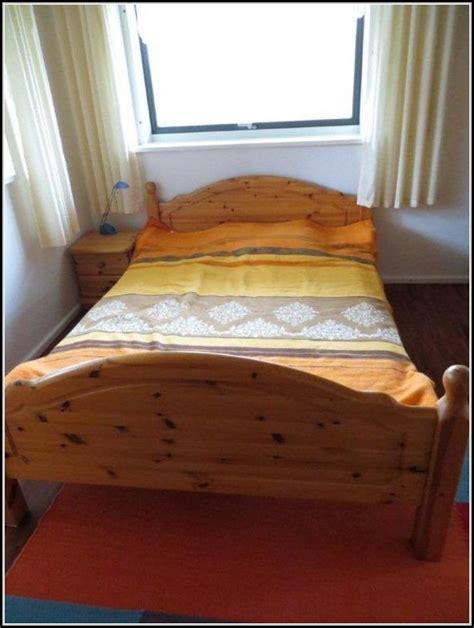 Kiefer Massiv Betten  Betten  House Und Dekor Galerie