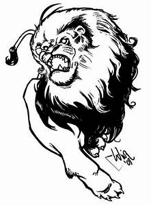 LION ROAR by WilsonWJr on DeviantArt