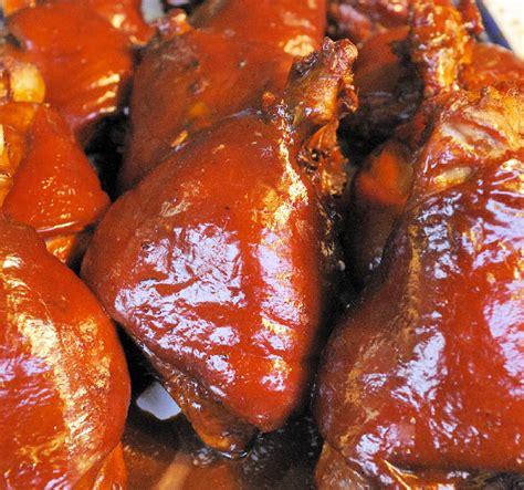 comment cuisiner le jarret de porc comment cuisiner jambonneau