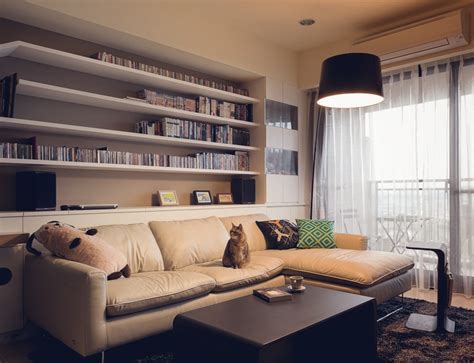 The Living Room Or Not Cat by Cat House 2 Interior Design Ideas