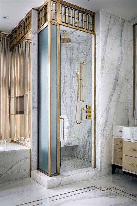 tips   examples  create  art deco bathroom