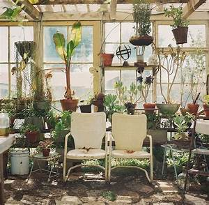 Mobilier De Veranda : terrasse v randa esprit serre atelier avec mobilier ~ Preciouscoupons.com Idées de Décoration