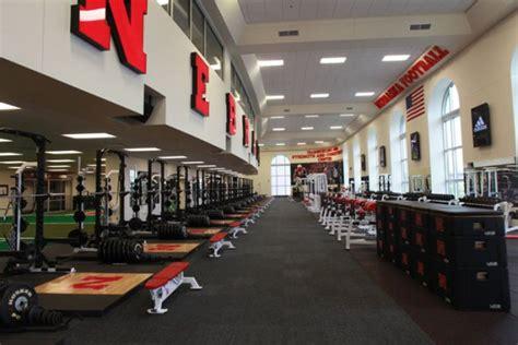 nebraska weight gym college university gyms america