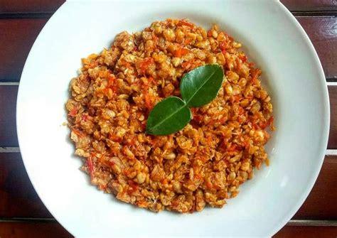 Ayam geprek biasa dimakan sebagai teman nasi. Resep Sambal Tempe Bawang Putih Enak Banget 😭 oleh Winny Permatasari - Cookpad