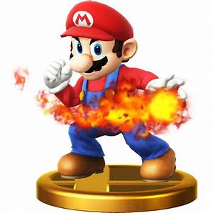Lista De Trofeos De SSB4 Wii U Super Mario Bros