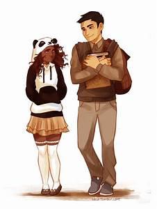 Hazel Levesque and Frank Zhang   Viria (Percy Jackson ...