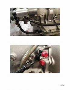 Th400 Converter Charge Pressure Blow Off Valve Instructions