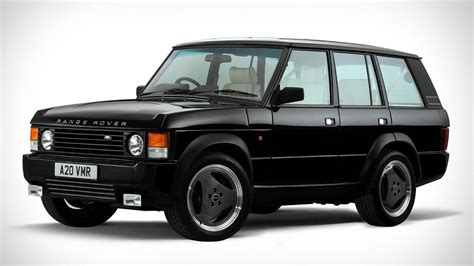 classic land rover the range rover chieftain is a classic restomod with a
