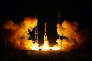 Orbiter.ch Space News: Proton-M rocket launch with a ...