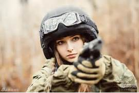 She The World   s ...Russian Female Soldiers