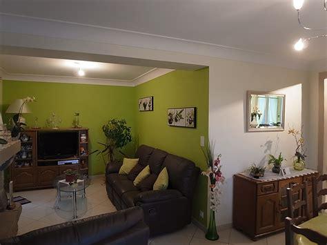 revetement plafond chambre salon séjour peinture peinture frehel deco morbihan