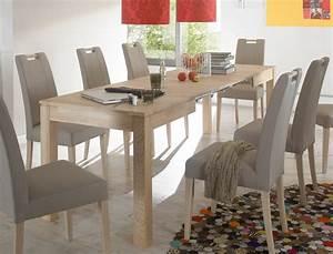 Esstisch 140x80 Ausziehbar : esstisch nussbaum ausziehbar 140 kreative ideen f r ~ Michelbontemps.com Haus und Dekorationen