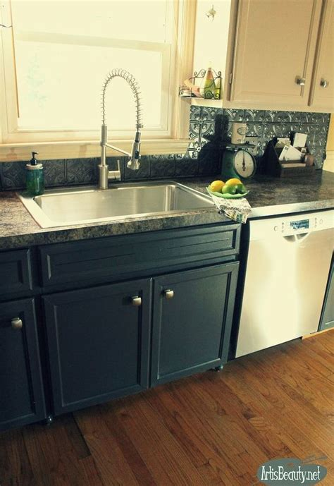 kitchen makeovers with paint painted kitchen cabinet makeover reveal hometalk 5401