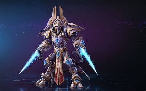 Heroes Of The Background Starcraft Heroes Of The Artanis Wallpapers Hd