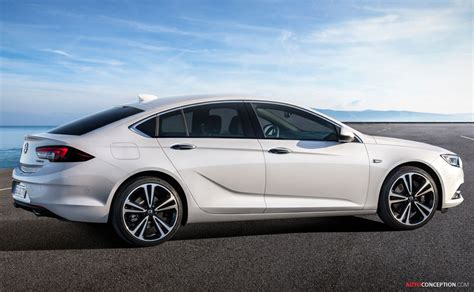 vauxhall insignia grand sport 2017 vauxhall insignia grand sport officially unveiled