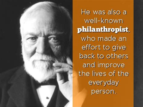 quotes andrew carnegie library quotesgram