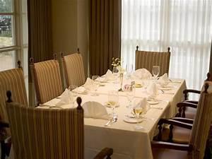 Versatile Neutral Tablecloths HGTV