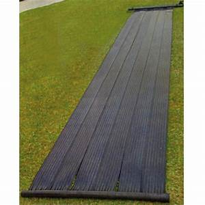 chauffage piscine tapis solaire idee chauffage With tapis solaire pour piscine